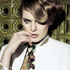 Zdjęcie portretowe fashion