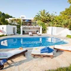 villa photos in Ibiza